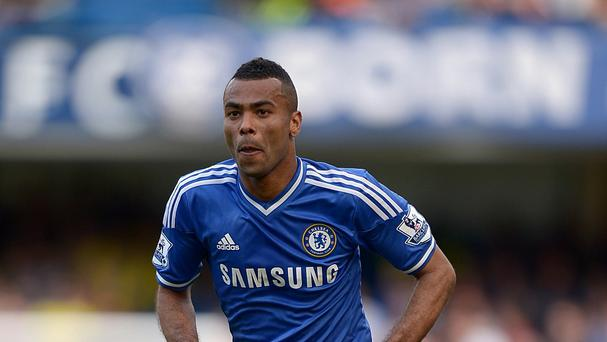 Ashley Cole's agent claims the left-back is in talks with a number of clubs