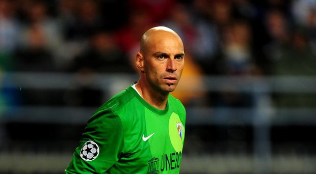 Willy Caballero is understood to be close to a £6million switch to Manchester City