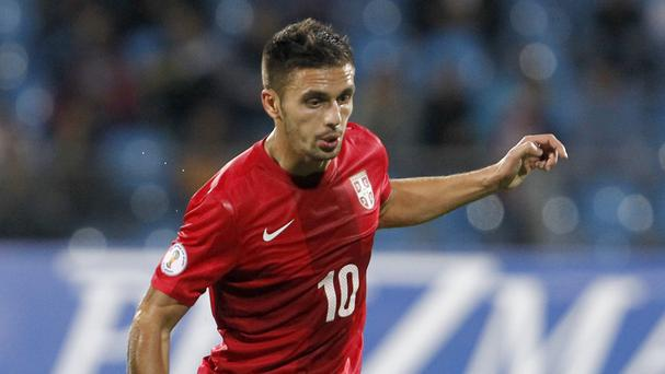Dusan Tadic has become Ronald Koeman's first signing since taking over at Southampton