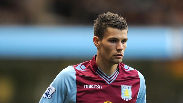 Nicklas Helenius failed to make an impact in his first year with Aston Villa