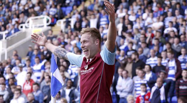 Scott Arfield has signed a new deal with Burnley