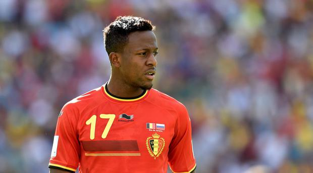 Belgium striker Divock Origi has held talks with Liverpool