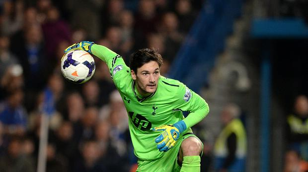 Hugo Lloris has pledged his future to Tottenham