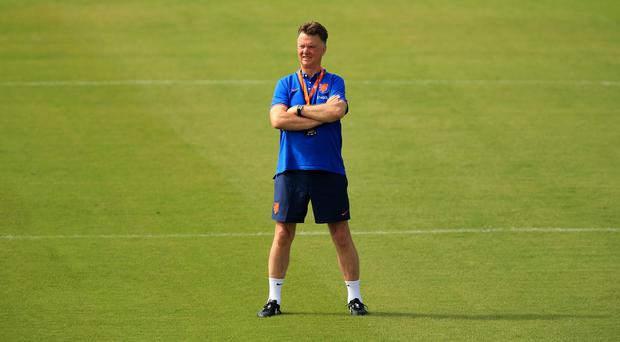 Louis Van Gaal's new side host Valencia on August 12