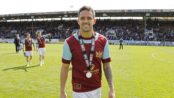 Danny Ings was named Championship Player of the Year last season