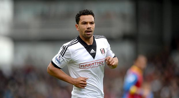 Kieran Richardson could be available for a modest fee following Fulham's relegation