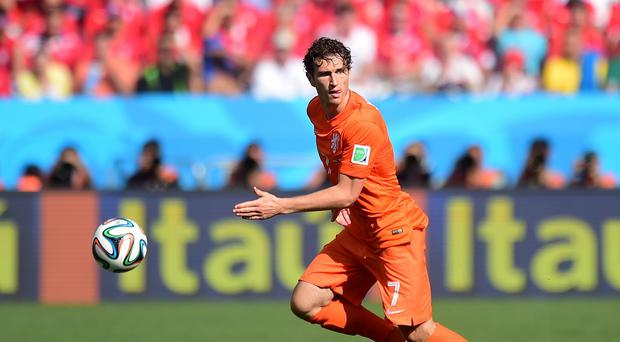Daryl Janmaat looks set to join Newcastle