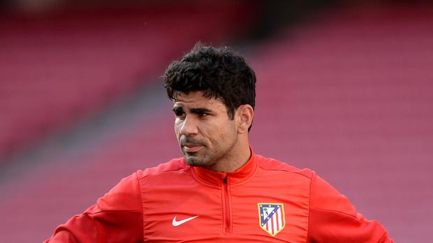 Diego Costa is officially a Chelsea player