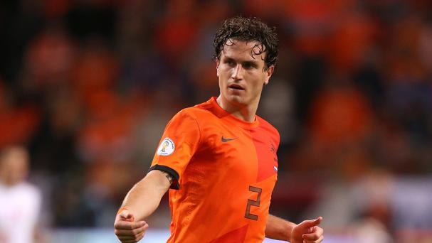 Darryl Janmaat is expected to be the latest new recruit for Newcastle