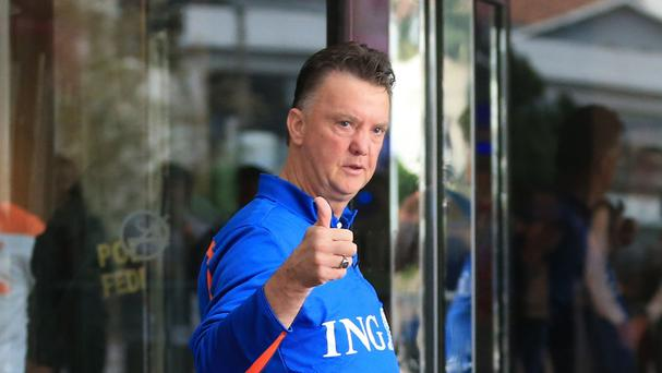 Louis van Gaal begins life at Manchester United this week