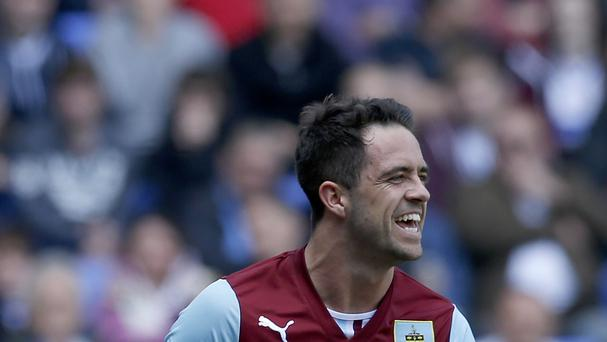 Danny Ings says he won't be leaving Burnley