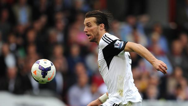 Michu struggled to make his mark last season due to injury
