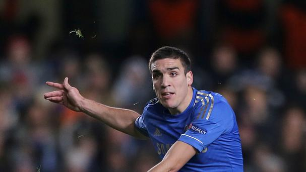 Oriol Romeu has committed his future to Chelsea
