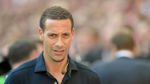 Six-time Barclays Premier League winner Rio Ferdinand will line up for QPR next season