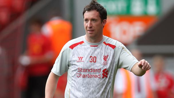 Robbie Fowler is back at Liverpool