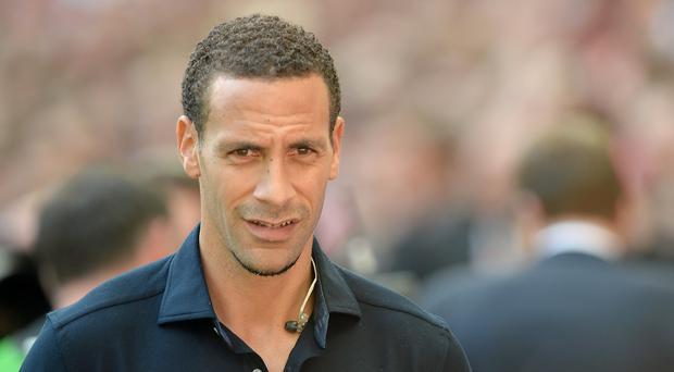 Rio Ferdinand will line up for QPR next season