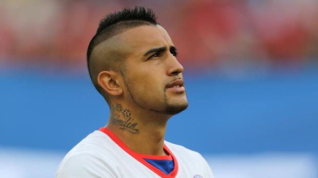 Arturo Vidal has been strongly linked with a move away from Juventus
