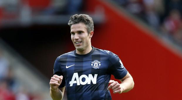 Bryan Robson expects Robin van Persie to captain Manchester United next season