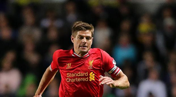 Steven Gerrard says a return to Champions League football for Liverpool was a factor in his decision