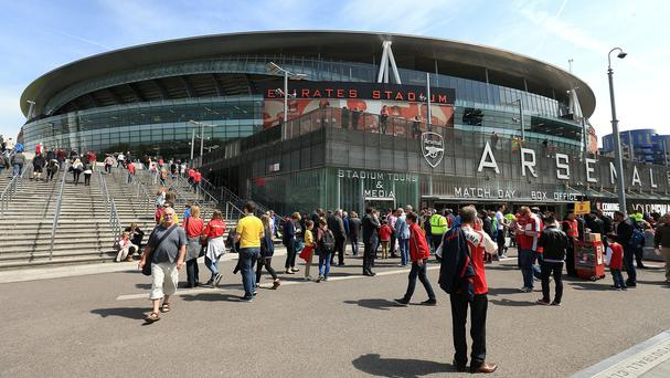 Arsenal want to double the amount of concerts at the Emirates Stadium