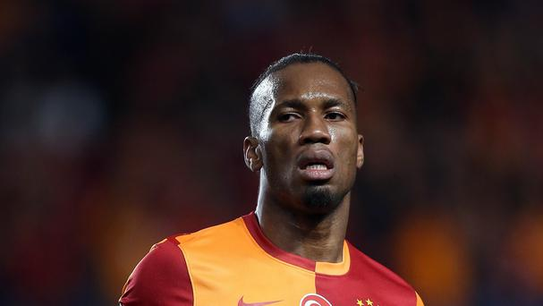 Manchester City are not interested in signing Didier Drogba, who is currently without a club