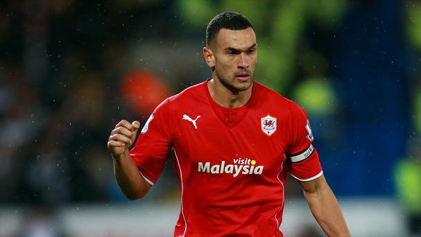 Steven Caulker has left Cardiff and has joined QPR