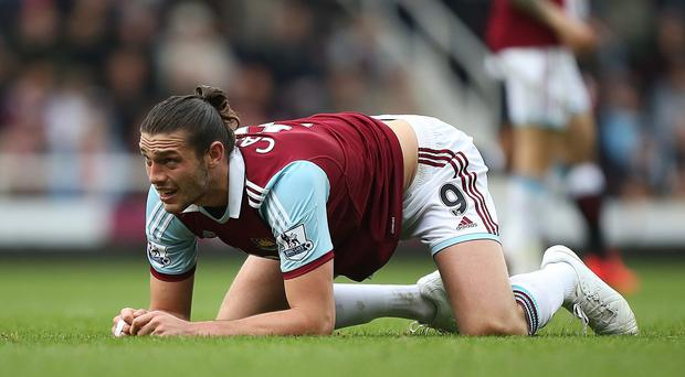 Andy Carroll to have surgery on his ankle problem