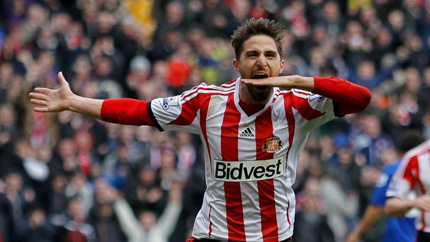 Fabio Borini had a stellar loan spell at Sunderland last season