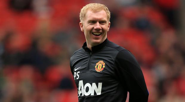Paul Scholes could be involved behind the scenes at Old Trafford next season