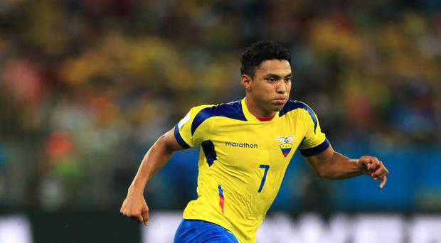 Swansea have completed the signing of Jefferson Montero