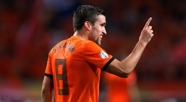 Manchester United's reported interest in Kevin Strootman has been knocked back