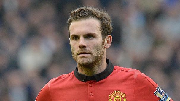 Juan Mata is happy with the new regime at Old Trafford
