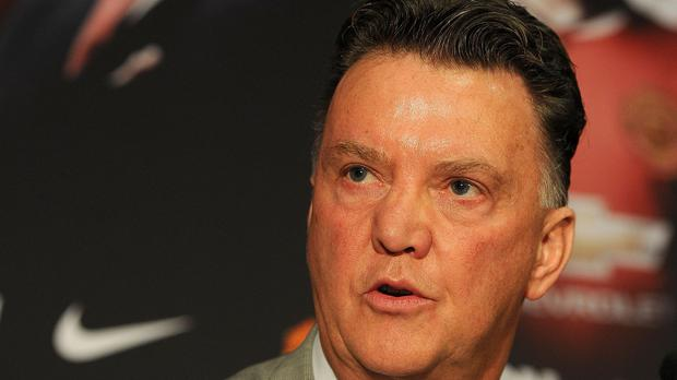 Louis van Gaal made it two wins from two as Manchester United boss with the victory over Roma