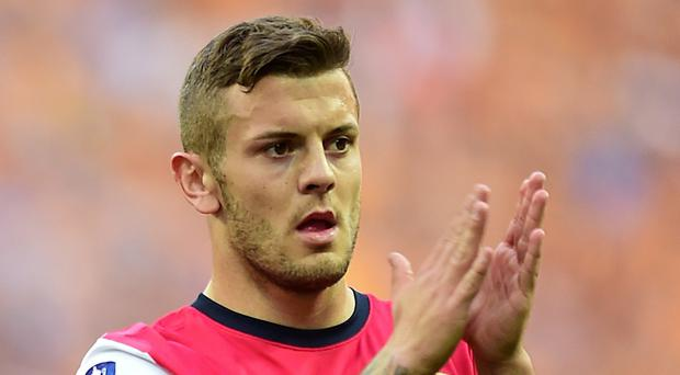 Jack Wilshere is desperate to prove his critics wrong