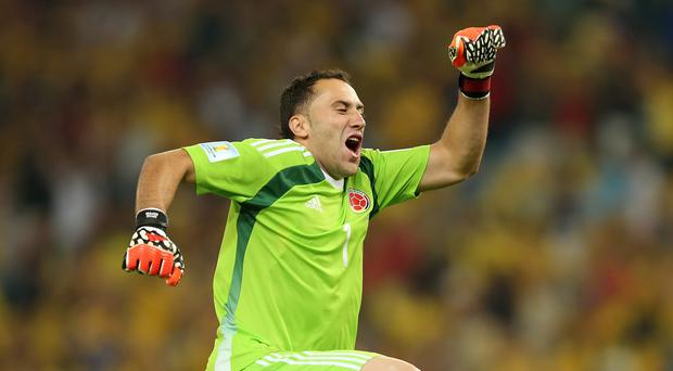 David Ospina is likely to make his debut soon for Arsenal