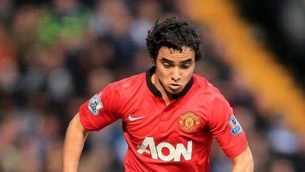 Rafael has picked up a groin injury