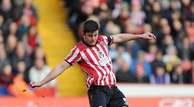 Harry Maguire has been heavily linked with a move to Hull City