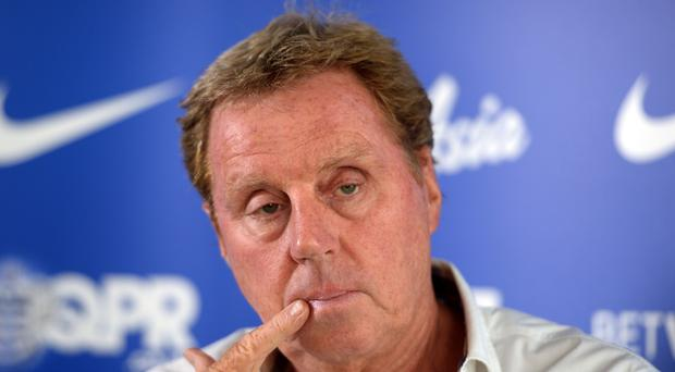 QPR manager Harry Redknapp was shocked to hear that Loic Remy failed a medical