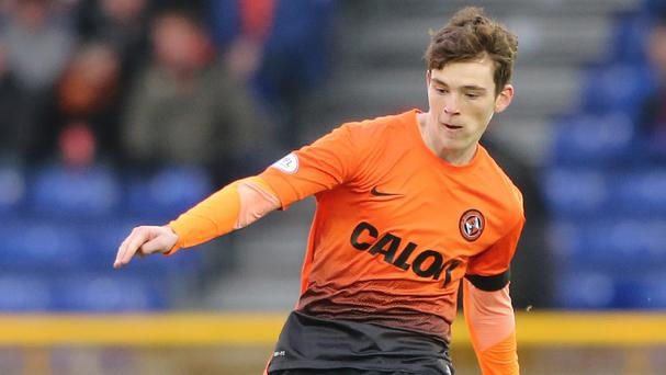 Andrew Robertson has agreed to join Hull City