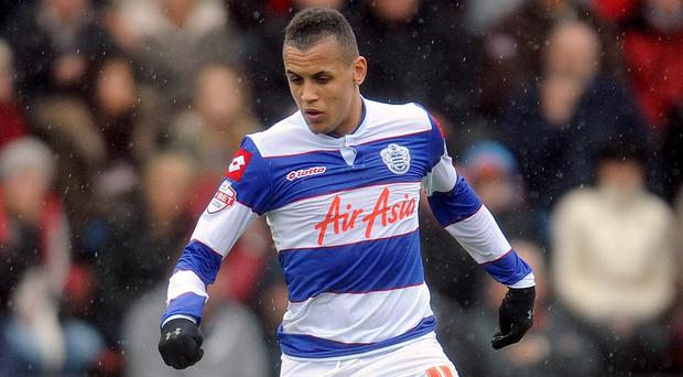 West Ham midfielder Ravel Morrison ended last season on loan at QPR