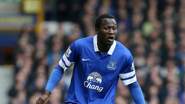 Romelu Lukaku is on the move to Everton