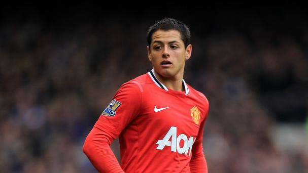 Javier Hernandez has been linked with a move away from Old Trafford