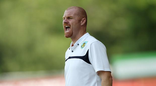 Sean Dyche is hopeful Burnley can add more signings this summer