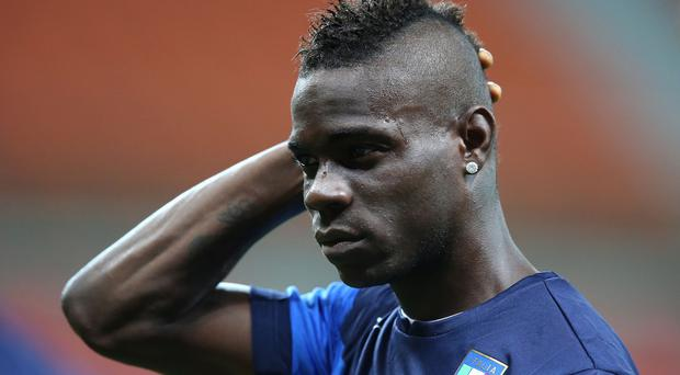 Brendan Rodgers has ruled out a move for Mario Balotelli