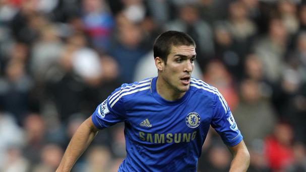 Oriol Romeu spent last season on loan at Valencia