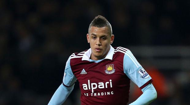 Ravel Morrison is accused of two counts of common assault