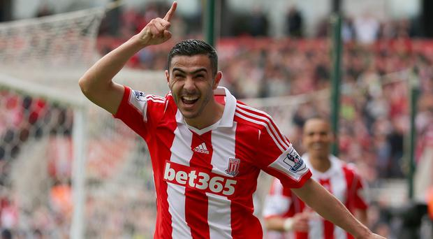 Oussama Assaidi impressed while on loan at Stoke last season