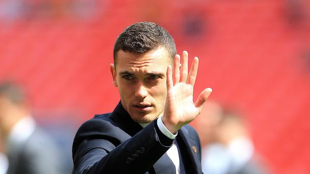 Thomas Vermaelen is set to bid farewell to Arsenal