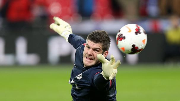 Fraser Forster has joined Southampton on a four-year deal