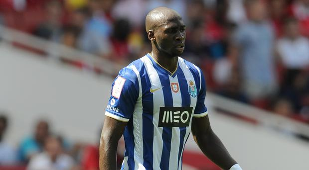 Eliaquim Mangala has joined Manchester City